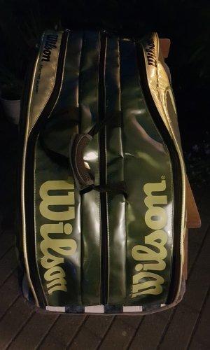 Wilson Sports Bag lime yellow