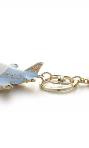 Key Chain multicolored metal