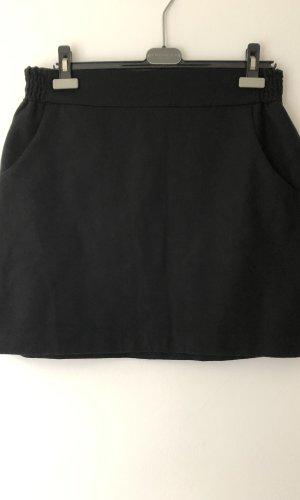 Esprit Wollen rok zwart