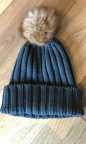 Woolrich Chapeau en fourrure kaki
