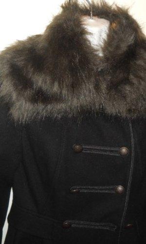Stola bruin-zwart bruin