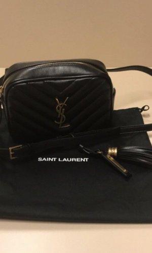Yves Saint Laurent Riñonera negro