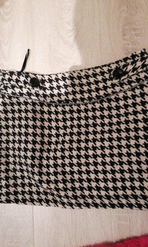 Yumi Wollen rok zwart-room