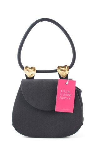 Yves Saint Laurent Mini Bag black-gold-colored business style