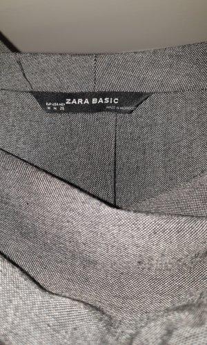 Zara Basic Robe ballon gris foncé