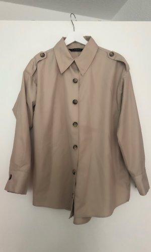 Zara-Bluse in L
