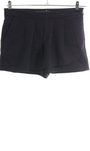 Zara Trafaluc Jupes-culottes noir style décontracté