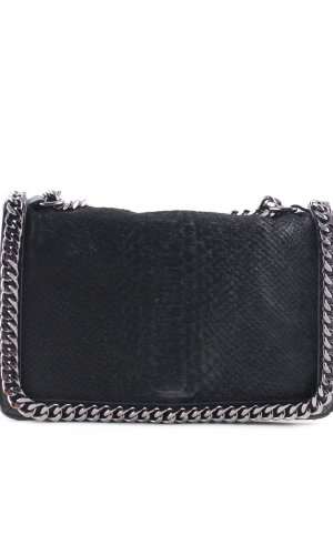 Zara Woman Shoulder Bag black allover print casual look