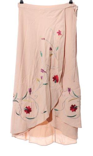 Zara Woman Wikkelrok bloemen patroon elegant