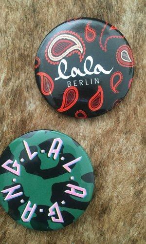 Lala Berlin Botón multicolor