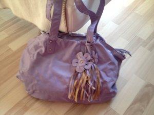 super lila shopper aus der Türkei