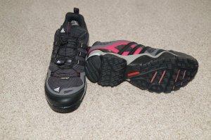 ADIDAS Damen Trekking / Wanderschuhe pink wie neu Gr. 41