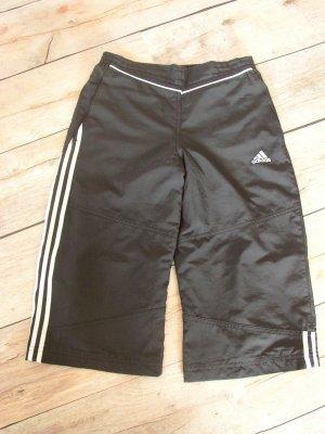 ADIDAS Sporthose schwarz in Gr. 140