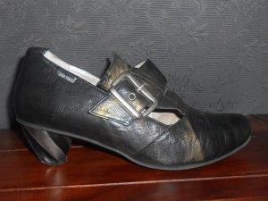 Anthrazitfarbene Schuhe von Lisa Tucci