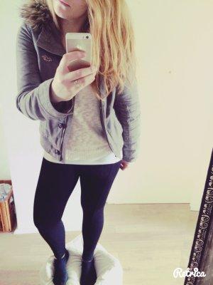 Basic leggings schwarz zara