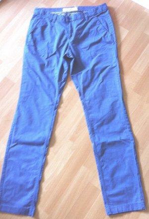 Blaue Chinohose von H&M