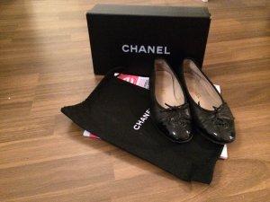 Chanel Ballerinas Twotone Flats