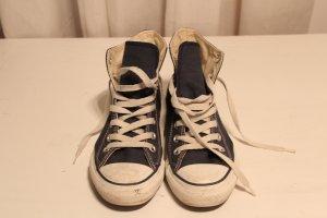 CHUCK TAYLOR ALL STAR HI CORE CANVAS - Sneaker high - navy