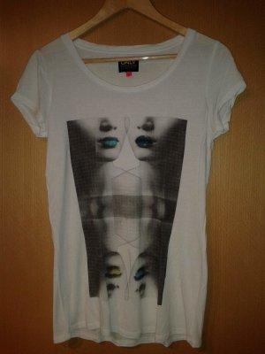Cooles weißes T-Shirt von ONLY