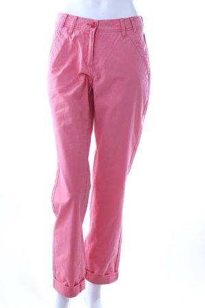 Gardeur Collection Chino-Hose lachsfarben