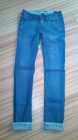 Jeans One green elephant Memphis blau/hellblau Japan Love