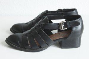 JEFFREY CAMPBELL Schuhe Gr. 39 schwarz