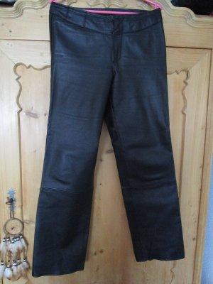 klassische Lederhose Gr. 38