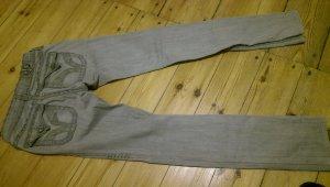 Laguna Beach Hose aus Jeans in Grau