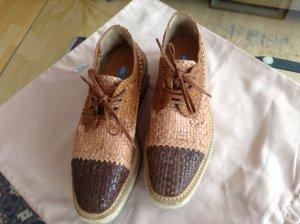 Prada Schuhe Oxsford / Plateau