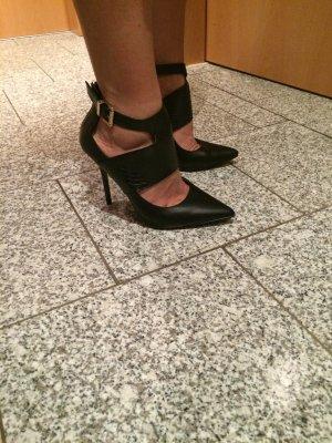 Pumps high Heels in schwarz