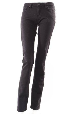 Ralph Lauren Five-Pocket-Hose schwarz