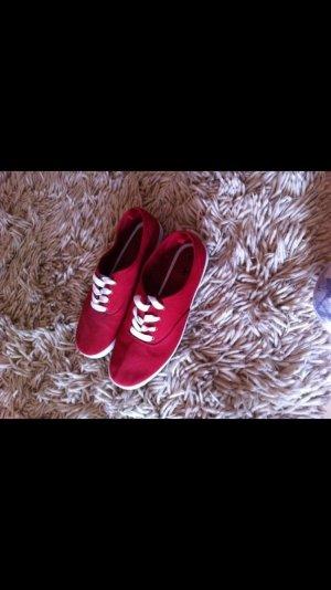 Rote Primark Schuhe!