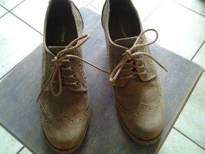 Schuhe Herbst mit Keilabsatz von Graceland