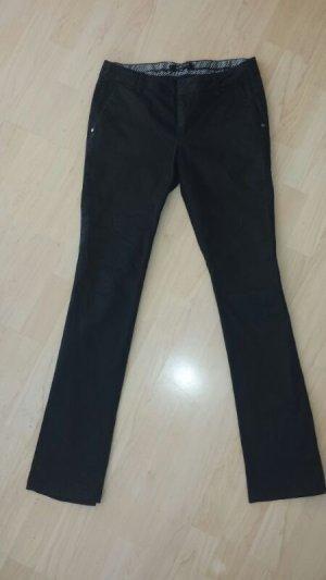 Sexy schwarze Hose .