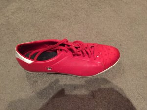 Sportschuhe in rot Adidas
