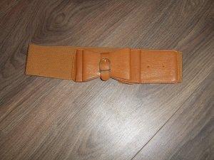Stretchiger Gürtel mit Schleife