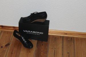 VAGABOND Schuhe Wedges Leder Gr. 38 Keilabsatz