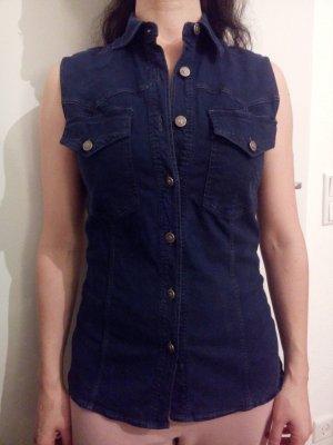 Versace Jeans Couture Hemd, ärmellos