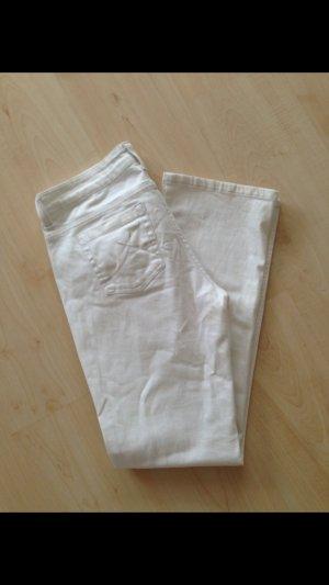 weiße 3/4 Jeans von Laura Scott