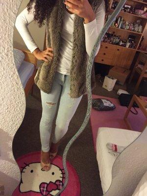 Zara Destroyed Jeans gr 34 neu