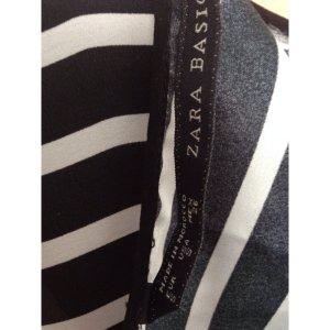 ZARA Jumpsuit - EU 36 - Black - White
