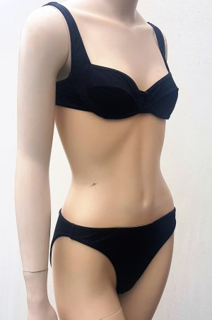 Chiemsee Bikini black mixture fibre