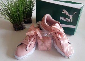 "☸ڿڰۣ-SNEAKER von ""Puma"" Peach Gr. 37,5 N.P. 89,- € ☆☆ NEU ☆☆"