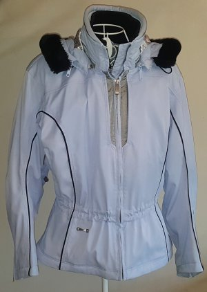 Spyder Sports Jacket light blue-black