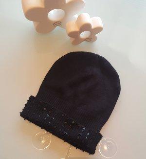 1.2.3 Paris Cap black mixture fibre
