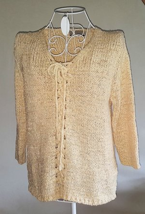 "☸ڿڰۣ -toller Strickpulli von ""IN LINEA"" Gr.38 -TOP-"
