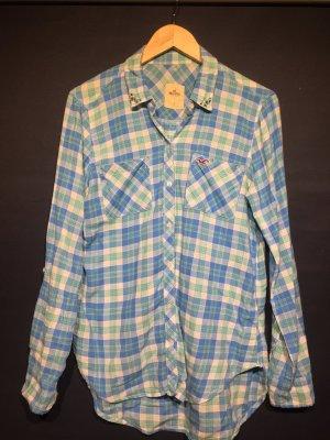 ღ HOLLISTER Stylisches Hemd Bluse Karo Gr. L / 40 ღ