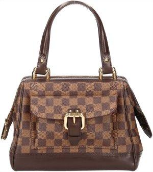 0033 Louis Vuitton Knightsbridge aus Damier Ebene Canvas Tasche, Handtasche, Henkeltasche