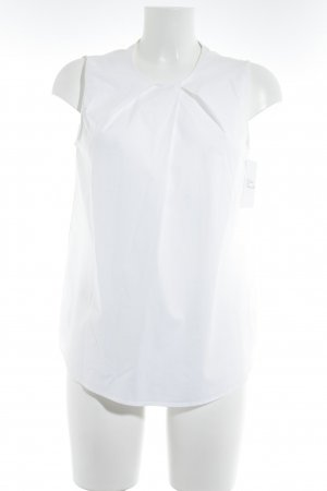 0039 Italy Blouse Top white
