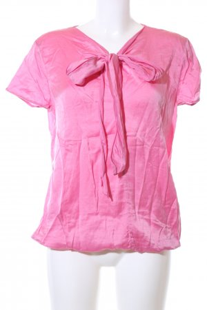 0039 Italy Splendor Blouse pink casual look